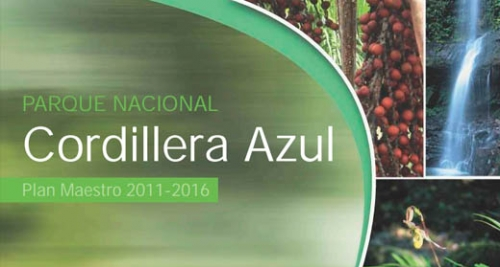 SERNANP 2012. Cordillera Azul National Park MANAGEMENT PLAN (2011-2016)